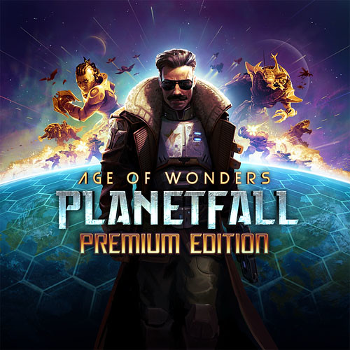 Thumbnail of Age of Wonders: Planetfall Premium Edition on PS4