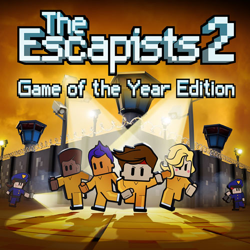 Thumbnail of The Escapists 2 - Game of the Year Edition on PS4