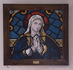 Blessed Virgin (Philip Prince, 2015)