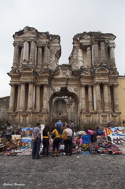 Iglesia de Nuestra Señora del Carmen - Antigua Guatemala