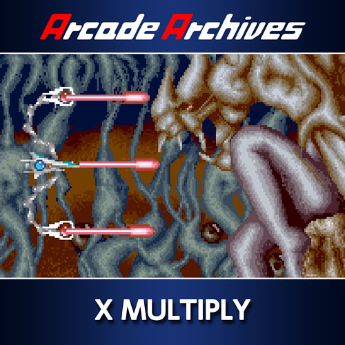 Thumbnail of Arcade Archives X MULTIPLY on PS4