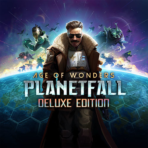 Thumbnail of Age of Wonders: Planetfall Deluxe Edition on PS4