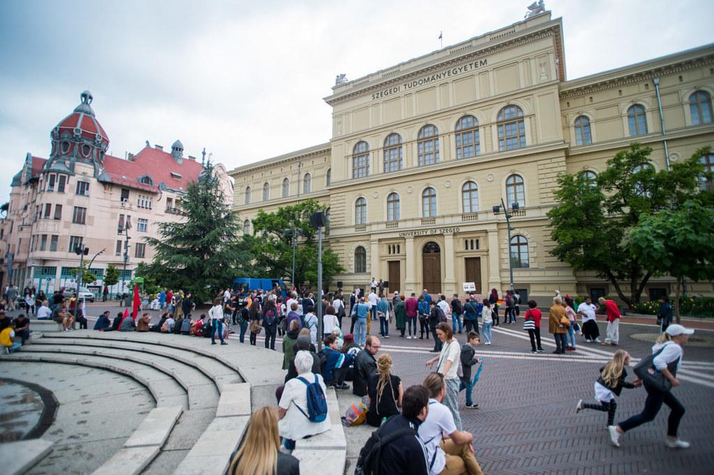 Több mint ötven hellyel lépett előrébb a Szegedi Tudományegyetem a Center for World University Rankings rangsorában