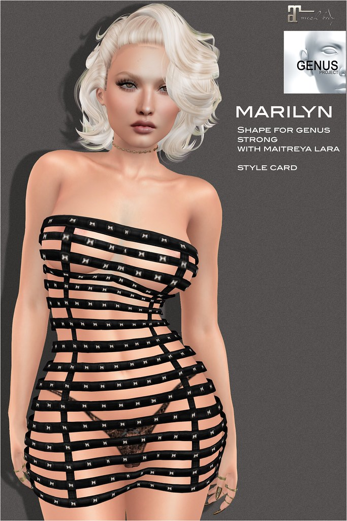 [Selene Creations] Marilyn @ SWANK