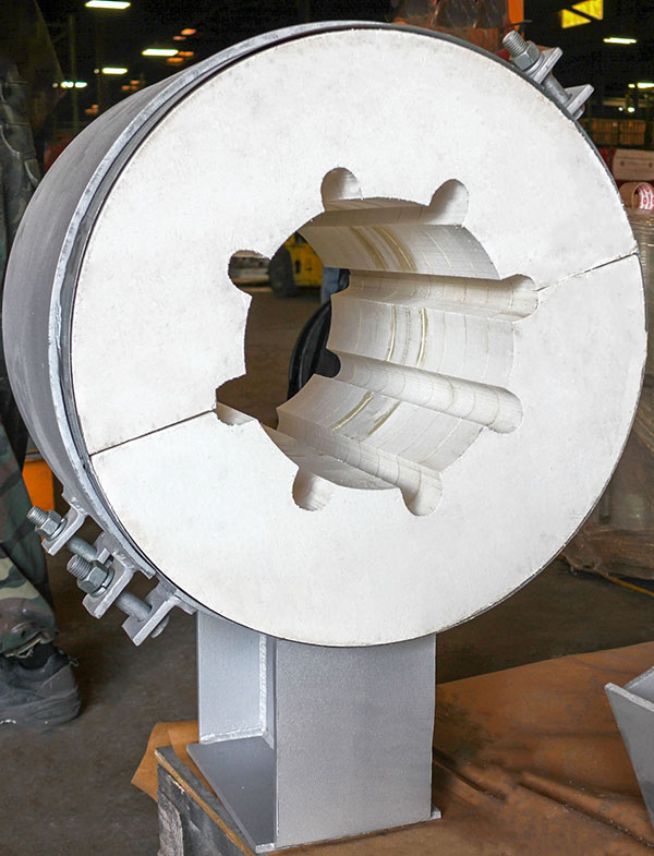 29 Specially Designed High-Temperature Supports for a Power Plant in Arizona