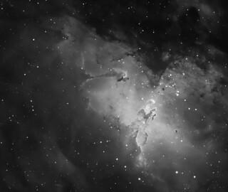 Eagle Nebula (Messier 16) [Robotic, New Mexico]