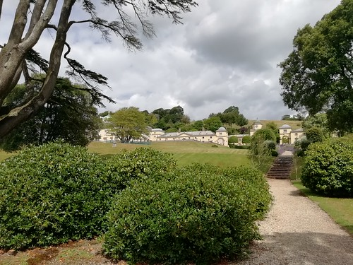 Castle Hill Gardens near Ilfracombe.