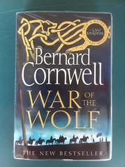 War of the Wolf - Bernard Cornwell