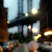 Manhattan Bridge Abstract