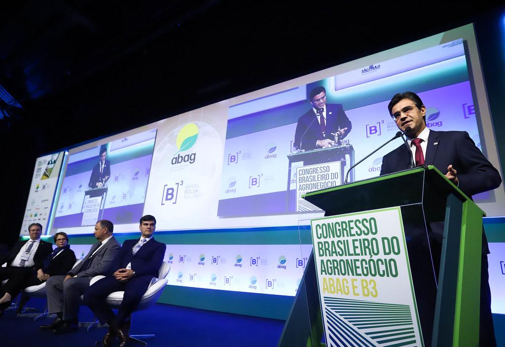 Cerimônia de Abertura do Congresso Brasileiro do Agronegócio