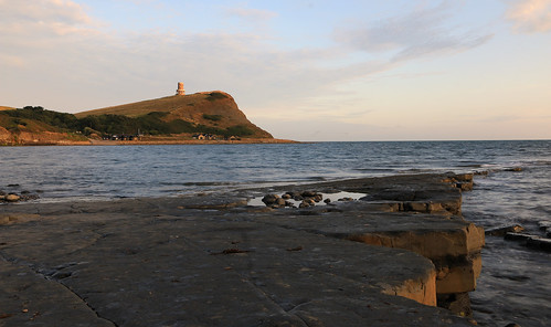 Clavell Tower from Kimmeridge