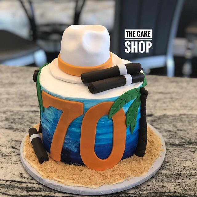 Cake by The Cake Shop