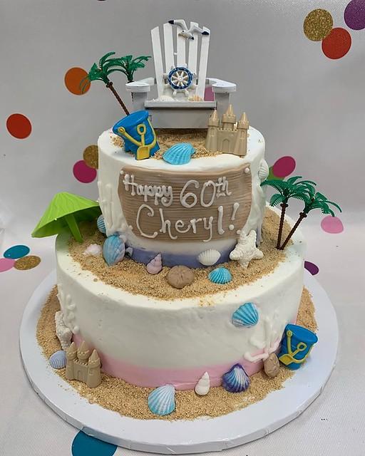 Cake by Cake Artist Cafe