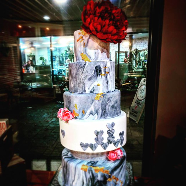 Cake by Abbate Bakery