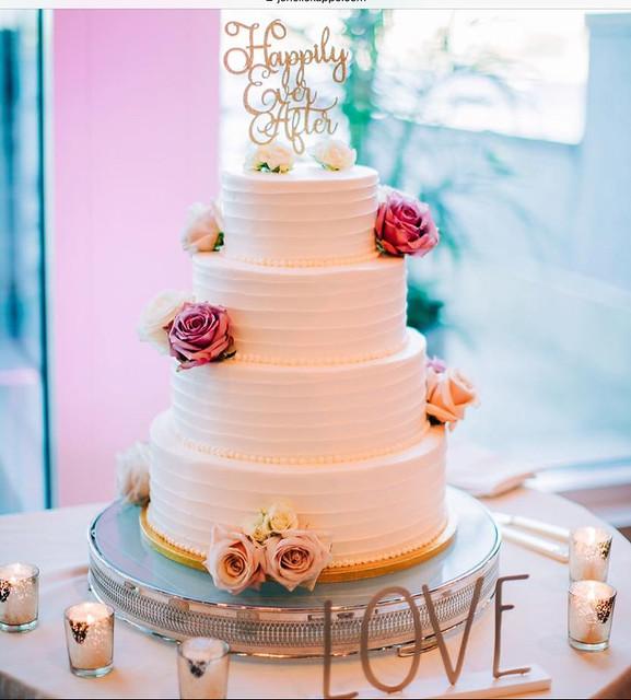 Wedding Cake by Ye Olde Pie Shoppe
