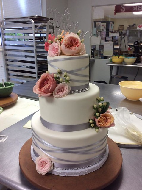 Cake by Mikkelsen's Pastry Shop