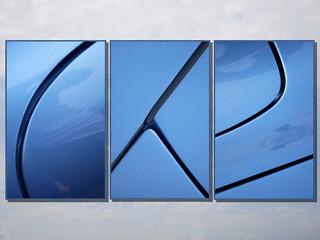 Week 32 Artistic Triptych
