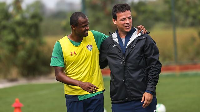 Treino do Fluminense - 05/08/2019