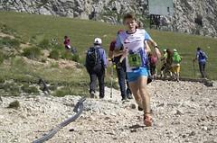 Mladí Češi bojovali na JMS ve skyrunningu, Veigertová bronzová