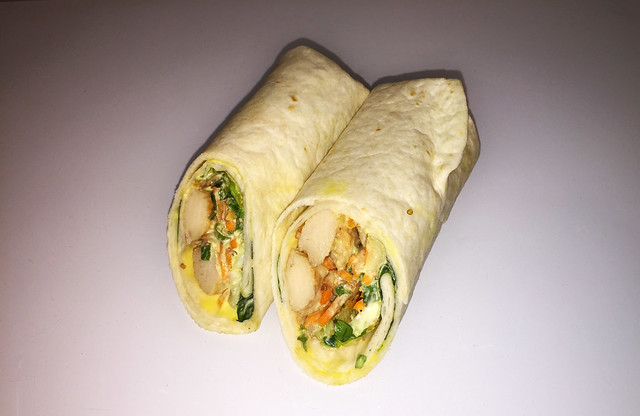 Farm Wrap Chicken Teriyaki