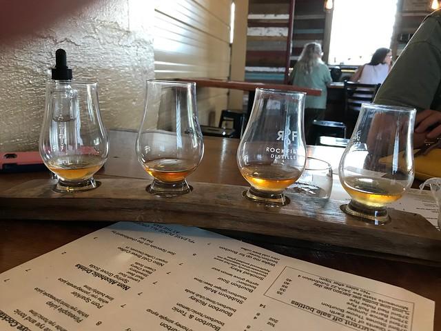 1-Aug Whisky Tasting