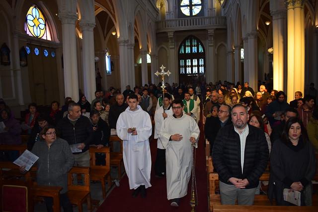 1° aniversario sacerdotal P. Eduard Rojas