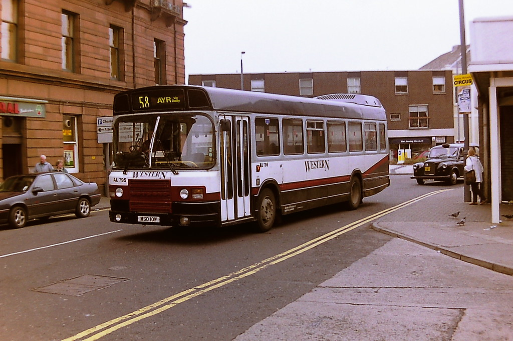 WESTERN SCOTTISH AL795 MSO10W
