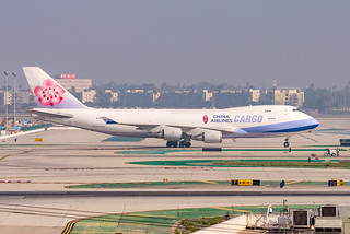China Airlines Cargo Boeing 747-400F B-18719
