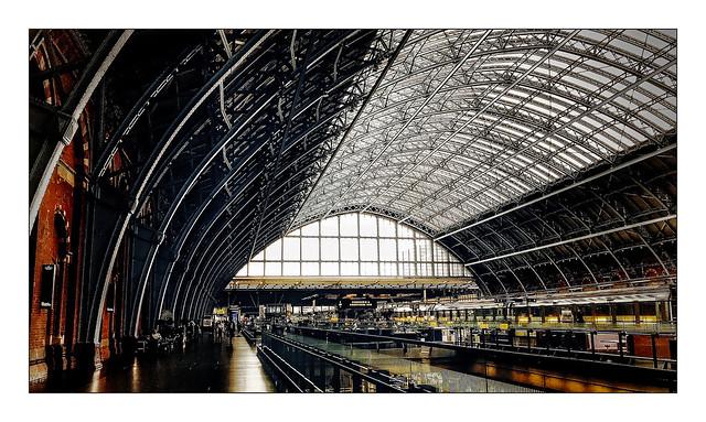 St-Pancras Station