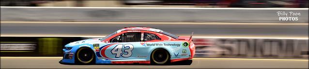 Bubba Wallace Jr - #43 Richard Petty Motorsports / Chevrolet