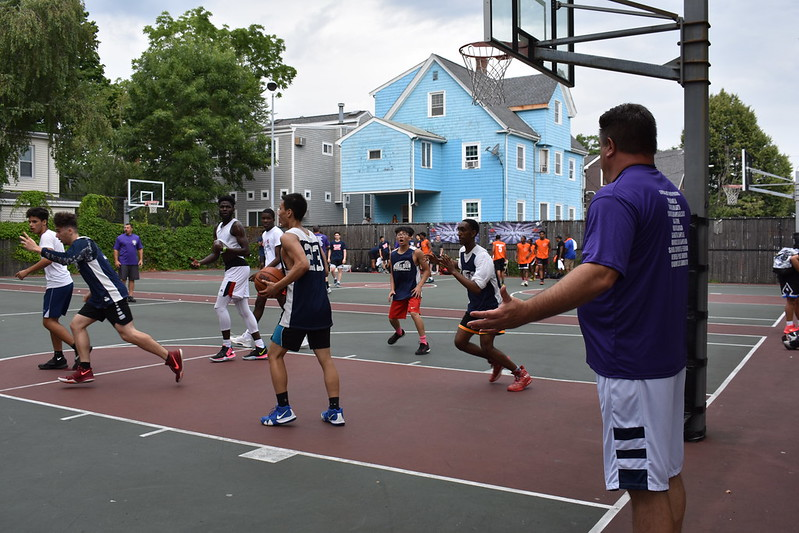 Malden v Everett: 11th Annual Shannon Grant Basketbal Tournament