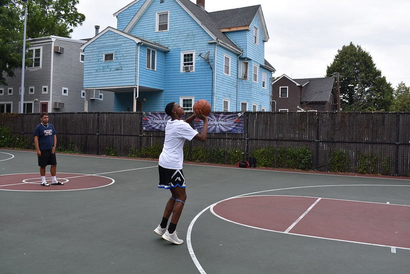 Free Throw Contest: 11th Annual Shannon Grant Basketbal Tournament