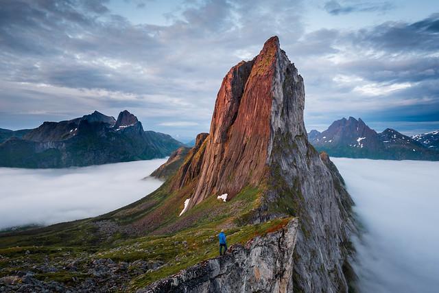 Segla III, Senja, Norway
