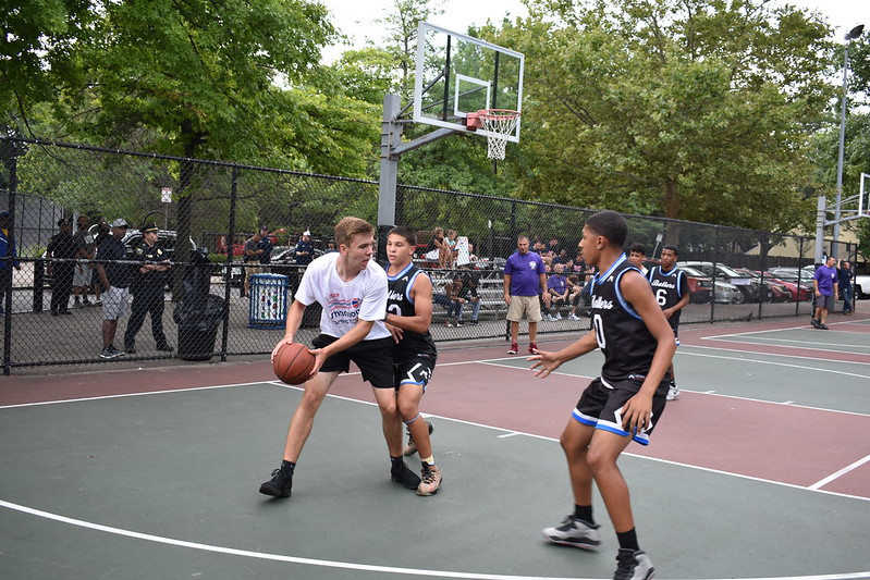 Chelsea v Somerville: 11th Annual Shannon Grant Basketbal Tournament
