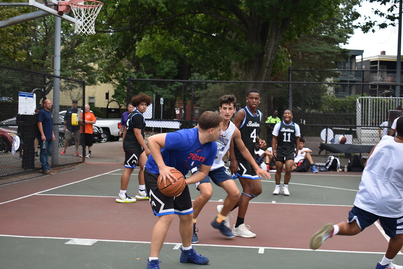 Revere v Chelsea: 11th Annual Shannon Grant Basketbal Tournament