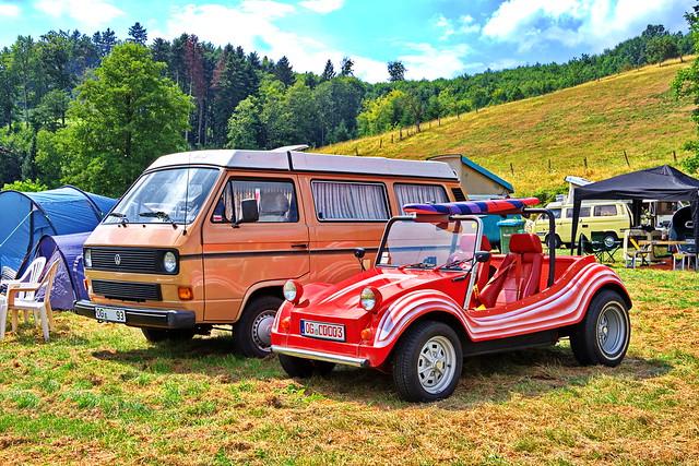 VW Bus und Vw Buggi