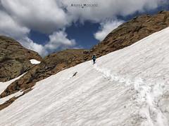 Passo della Rossa - Parco Naturale Alpe Devero (Italy)