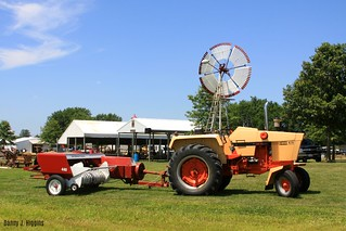 Antique Farm Equipment Show.  Franklin Grove, Illinois.   FGIMG_0834