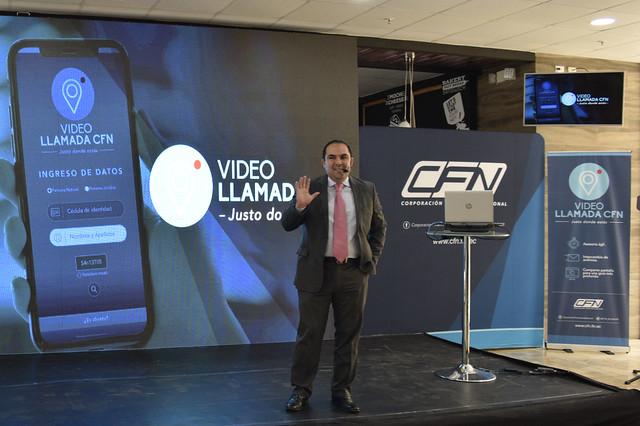 """Presentación de """"Video Llamada CFN"""""""