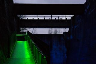 Follow the green lights
