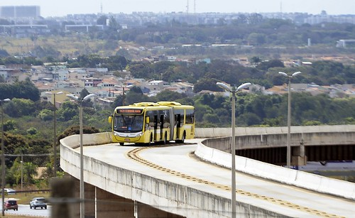 Melhoria no transporte público do Distrito Federal