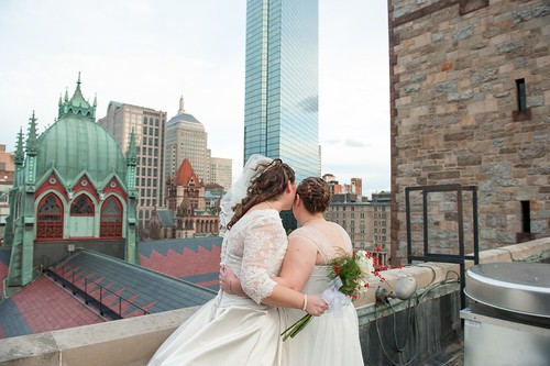 December 28, 2014 - 4:44pm - Old South Church Wedding