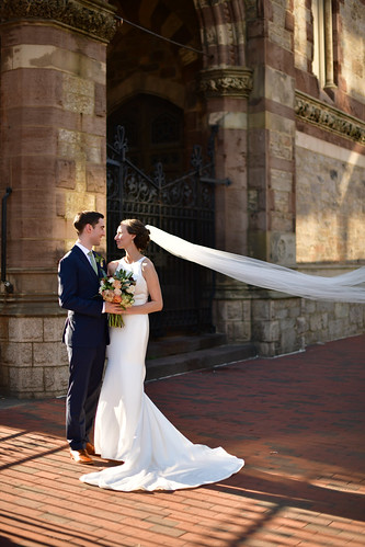 September 16, 2018 - 4:45pm - Old South Church Wedding