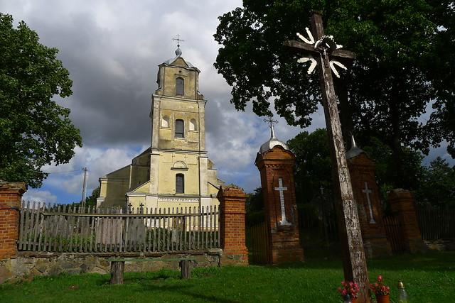 Apytalaukio Šv. apaštalų Petro ir Povilo bažnyčia