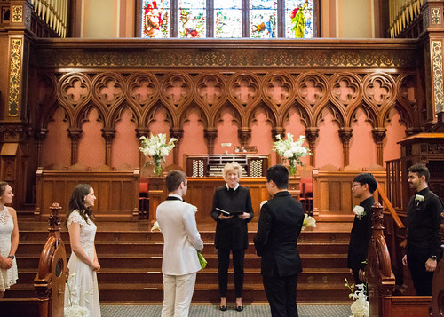 September 2, 2017 - 3:15pm - Old South Church Wedding