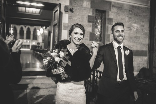 November 11, 2017 - 6:05pm - Old South Church Wedding