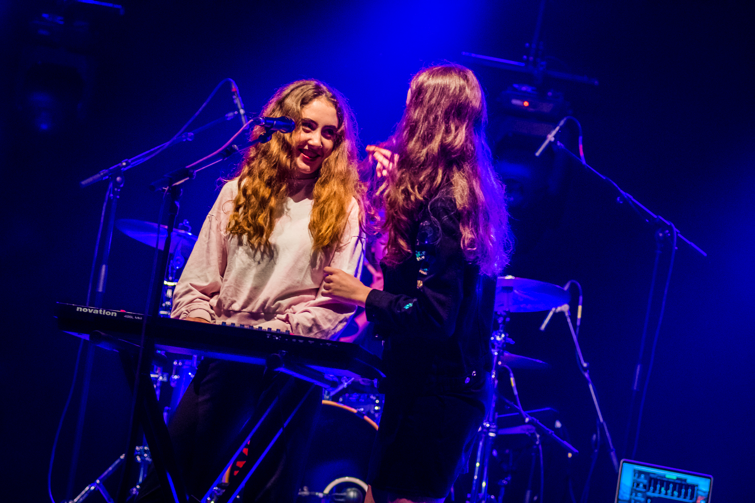 Let's Eat Grandma @ Absolutely Free Festival 2019 (© Timmy Haubrechts)