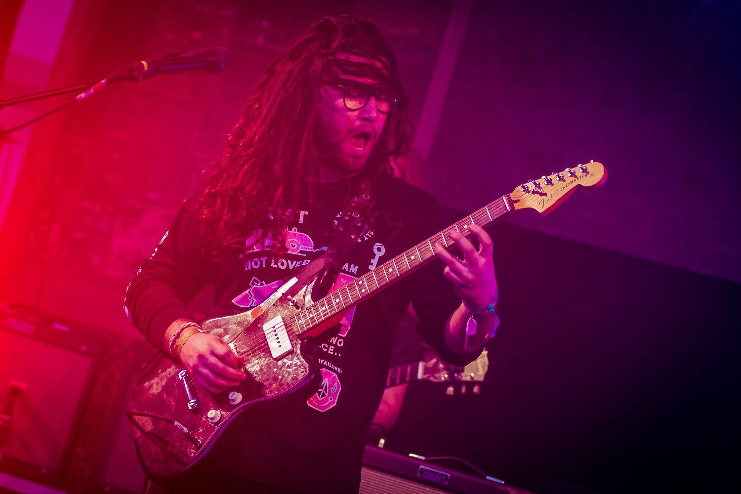 Psychedelic Porn Crumpets @ Absolutely Free Festival 2019 (© Timmy Haubrechts)