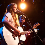 Wed, 31/07/2019 - 5:43pm - Jade Bird plays for an audience of WFUV Marquee Members at Rockwood Music Hall in New York City, 7/31/19. Photo by Gus Philippas/WFUV