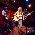 Wed, 31/07/2019 - 5:06pm - Jade Bird plays for an audience of WFUV Marquee Members at Rockwood Music Hall in New York City, 7/31/19. Photo by Gus Philippas/WFUV